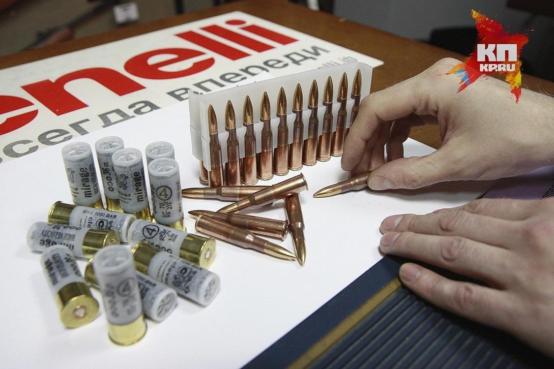 Гражданин Красноярска вдень рождения дочери устроил стрельбу изружья