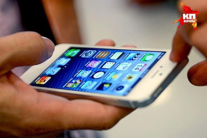 ВПетербурге из«Евросети» украли iPhone на830 тыс руб.