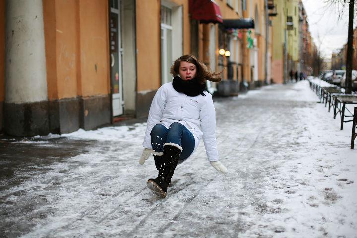 Всреду вПетербурге предполагается мокрый снег