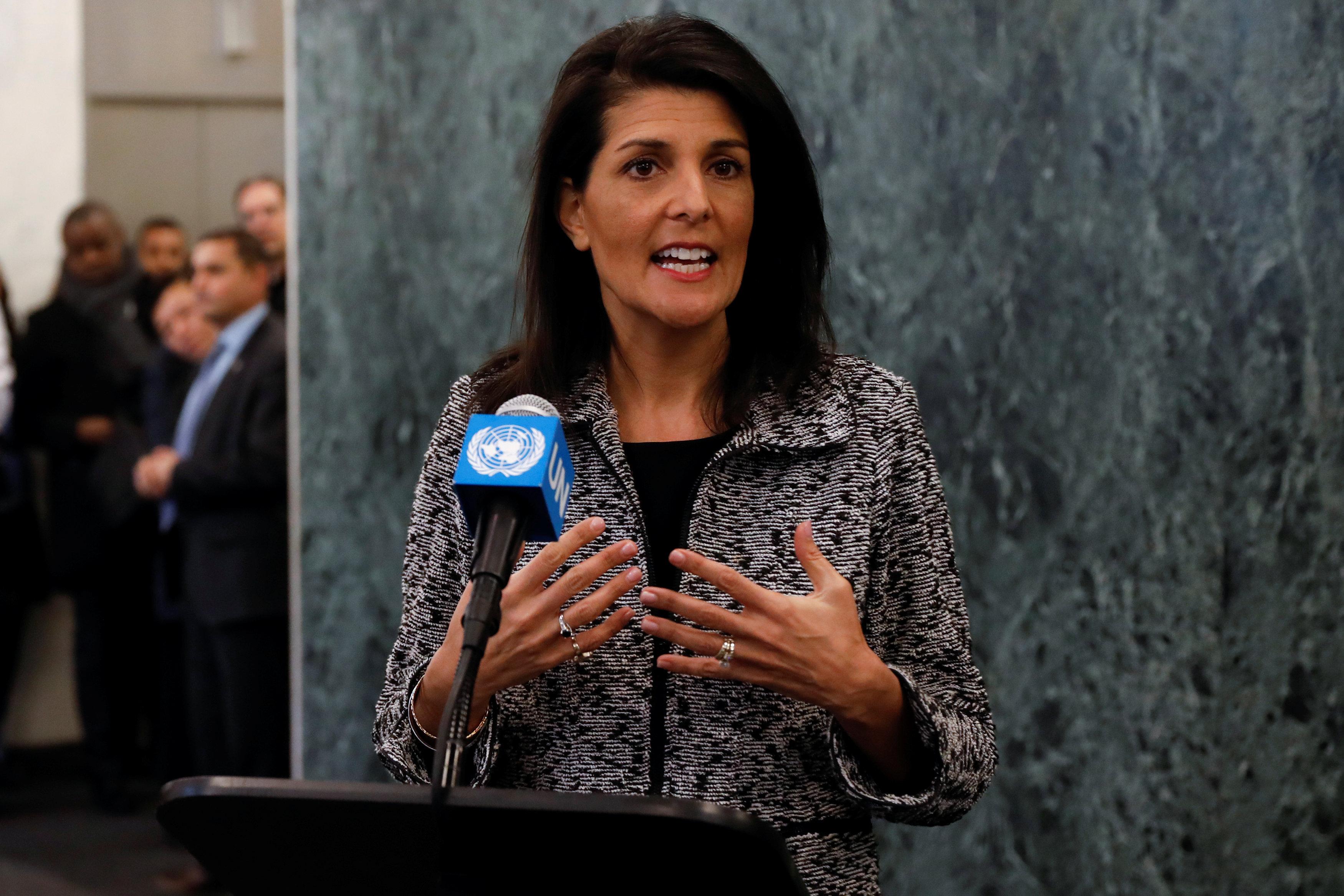 Постпред США при ООН сообщила оневозможности полагаться Российской Федерации