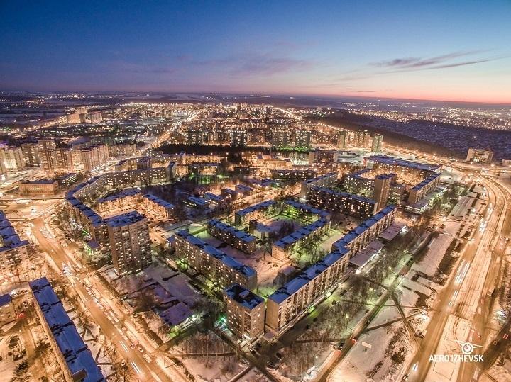 Ижевчанин занял 2-ое место наконкурсе «Россия глазами дронов»