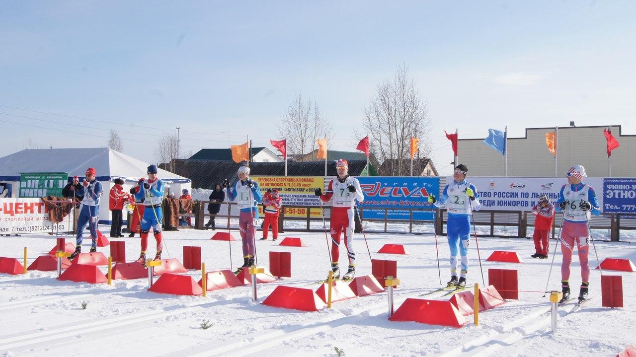 Архангельский лыжник завоевал «бронзу» вспринте