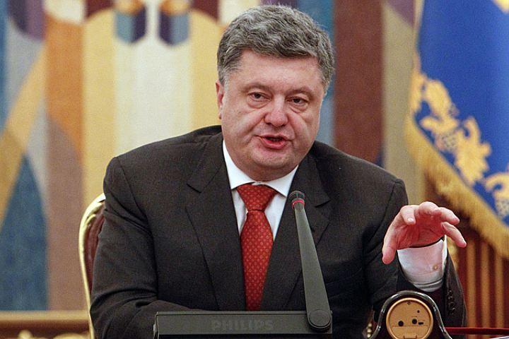 Правительство Германии «в невиданной доселе форме предостерегло Порошенко от распада Украины»