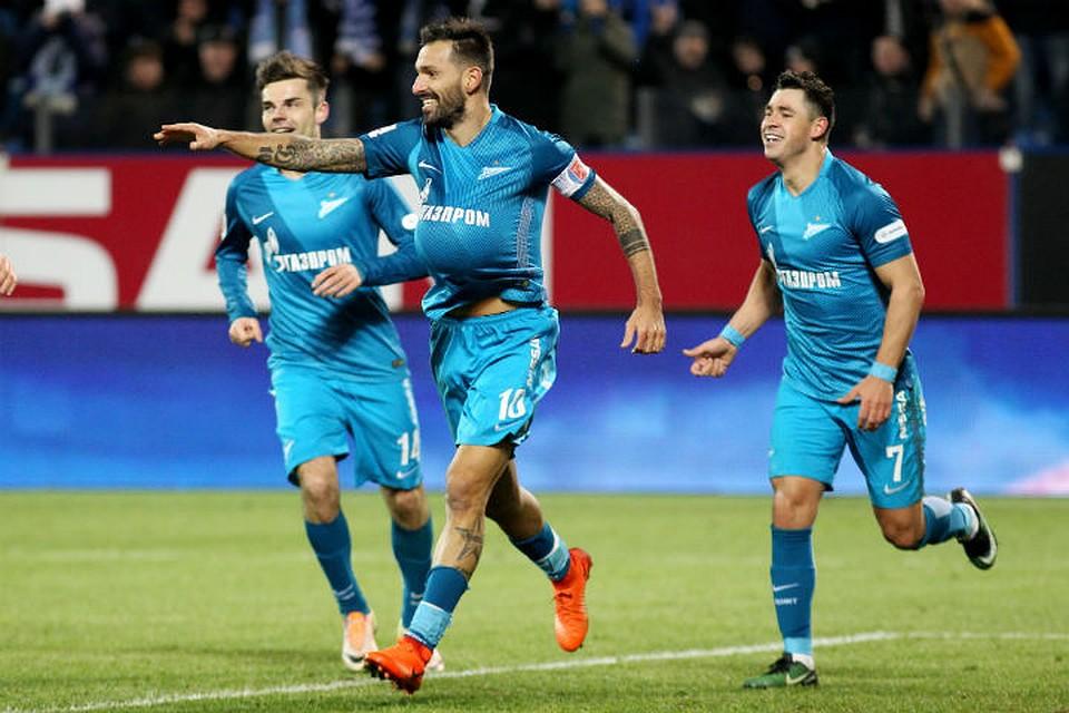 Данни забил первый гол после возвращения
