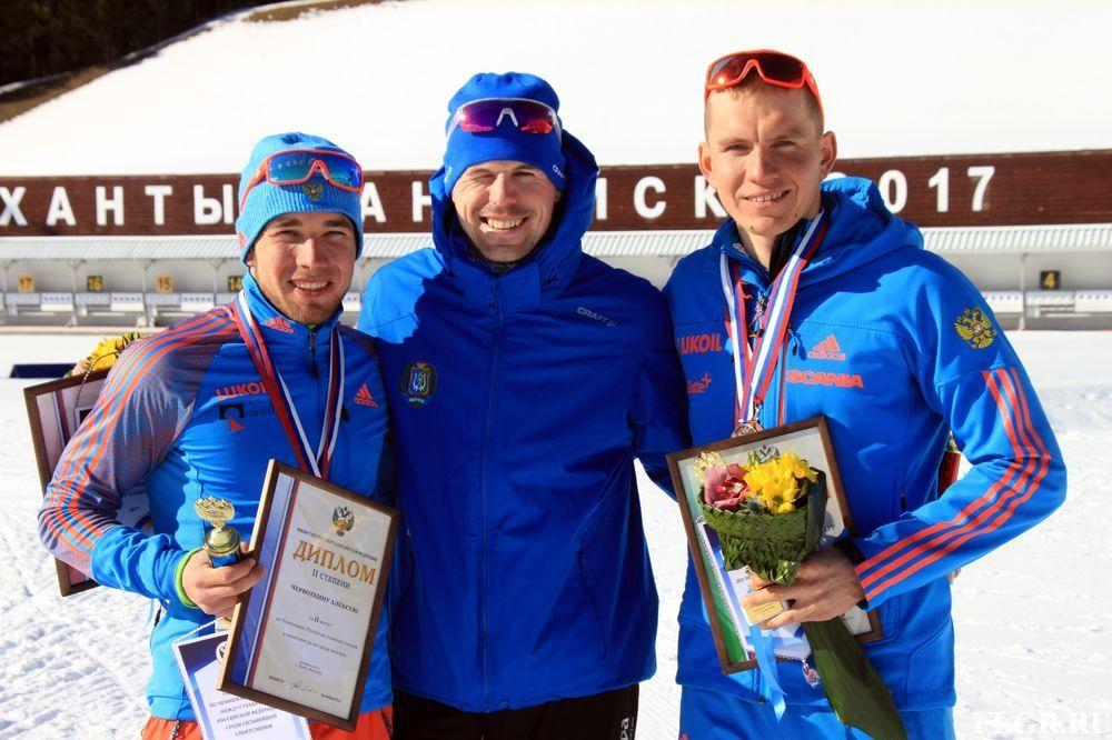Устюгов одержал победу спринт начемпионате РФ полыжным гонкам