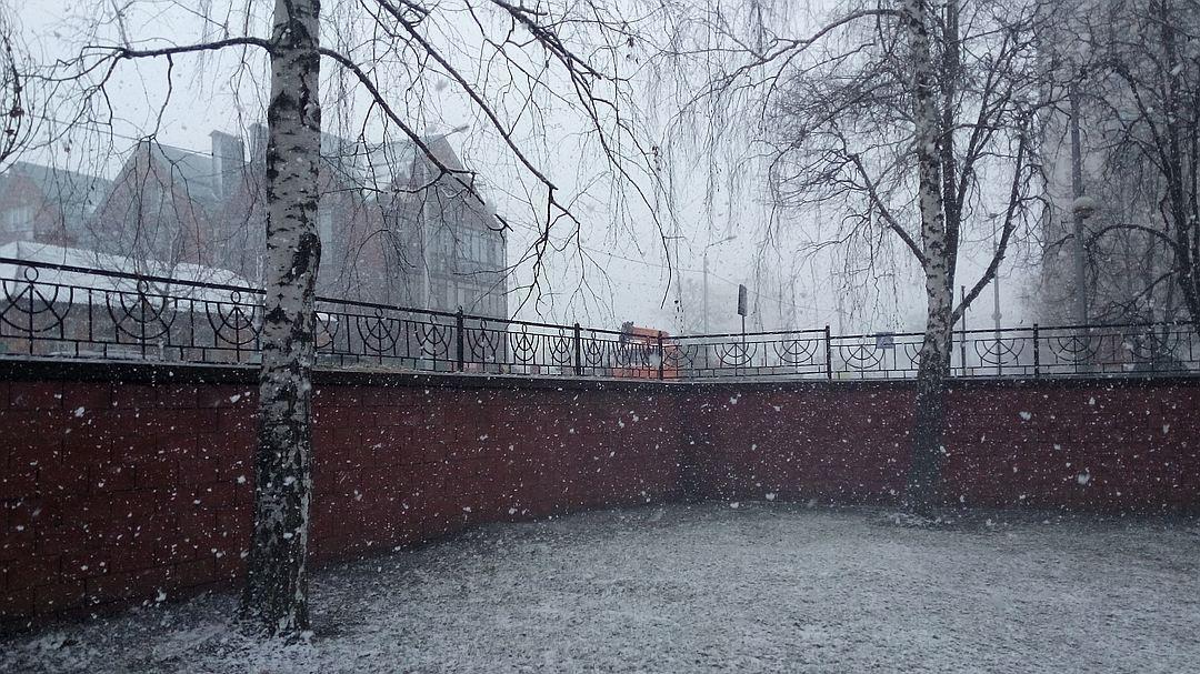 Белгородцев предупреждают об ухудшении погоды.