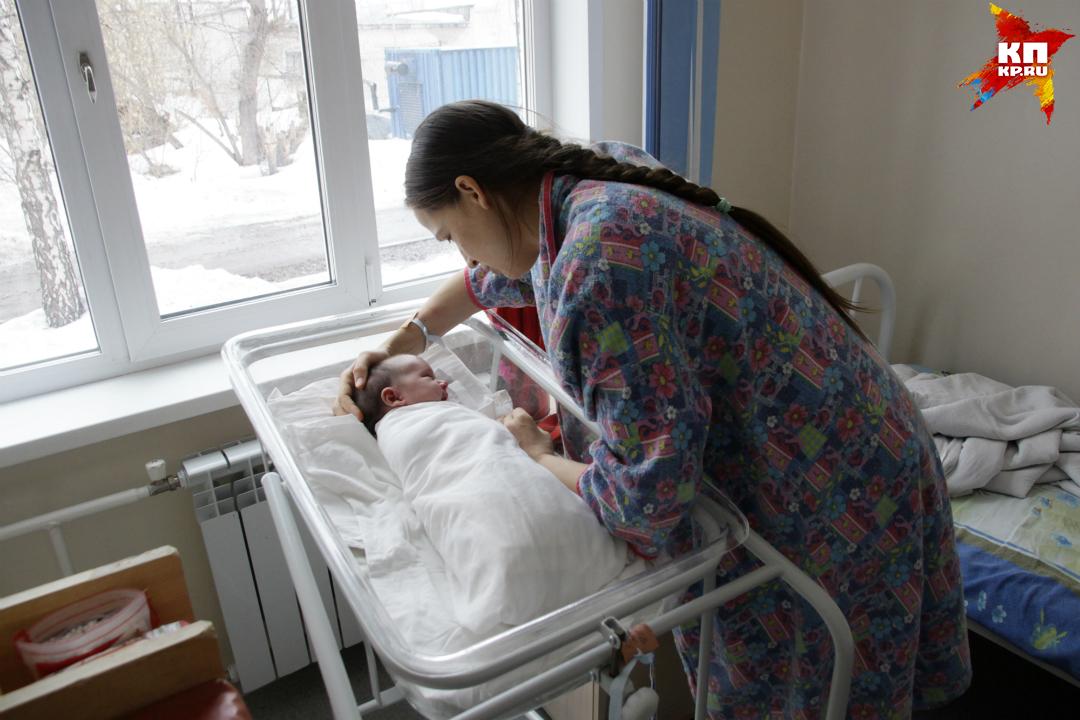 Жительница Алтая родила отменного ребенка при внематочной беременности