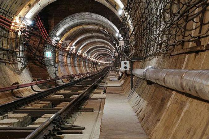 «Метрострой» вышел нафинишную прямую встроительстве тоннеля станции «Новокрестовской» вПетербурге