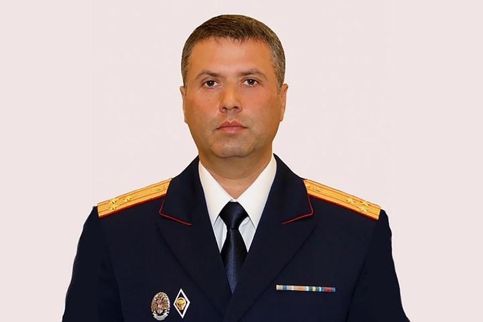 Президент назначил нового руководителяСУ СКР поВологодской области