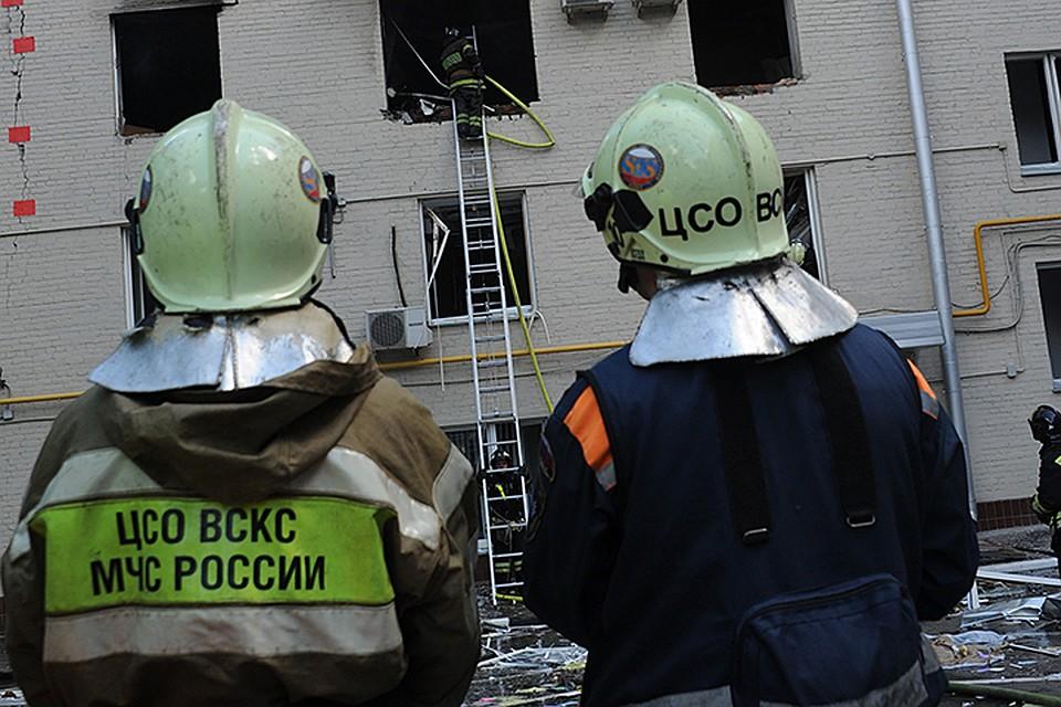 Взрыв в столице: погибли двое рабочих
