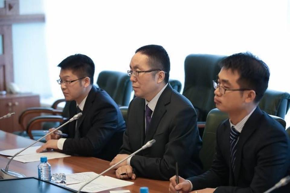 Генконсульство Китайская республика открылось воВладивостоке