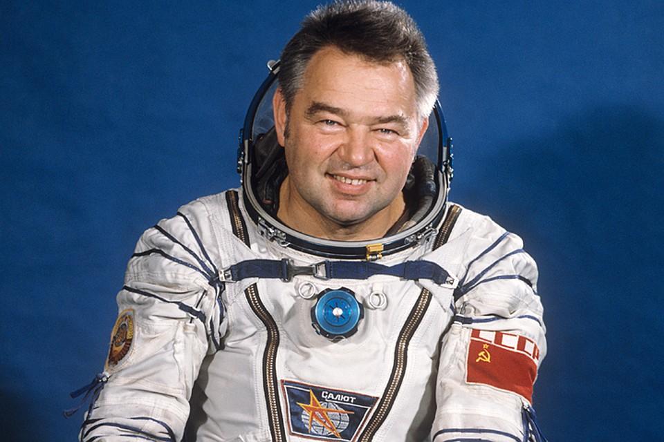 В ночь на субботу, 8 апреля, не стало советского летчика-космонавта Георгия Гречко