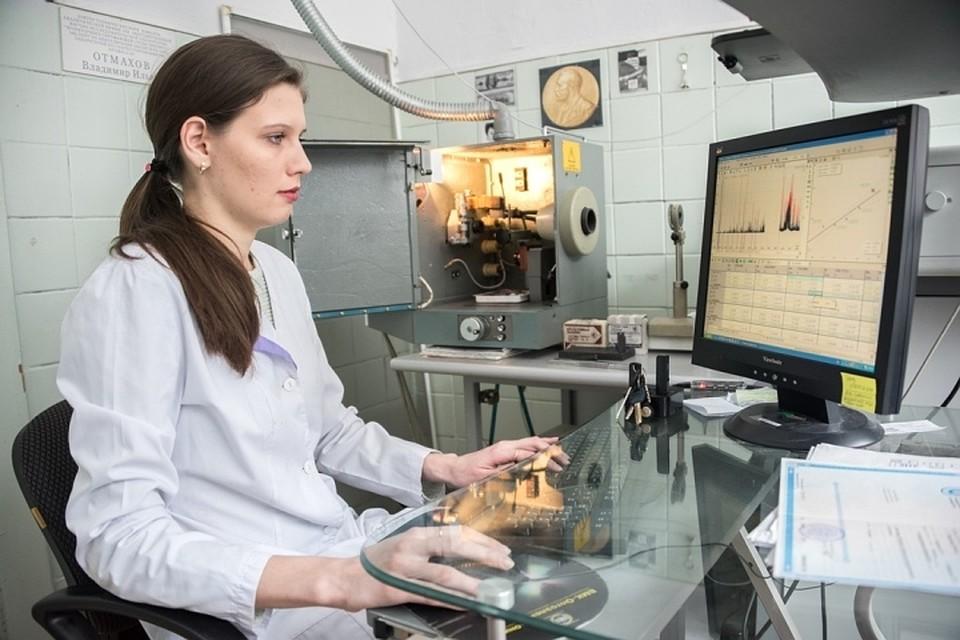 ВТомске научились находить болезни при помощи анализа волос