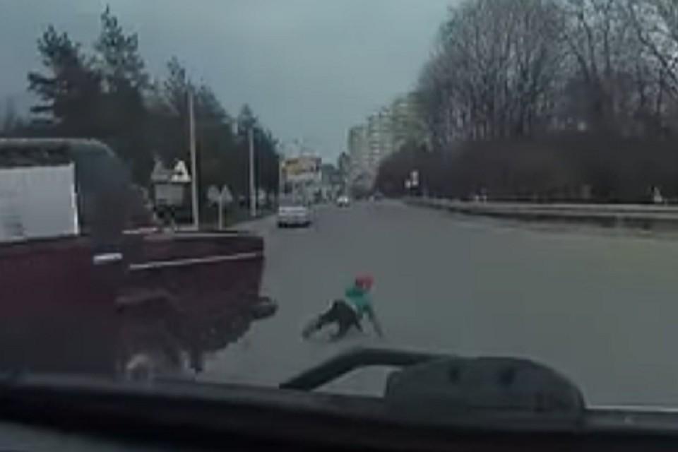 ВЕссентуках наказали водителя, «потерявшего» ребенка вдороге