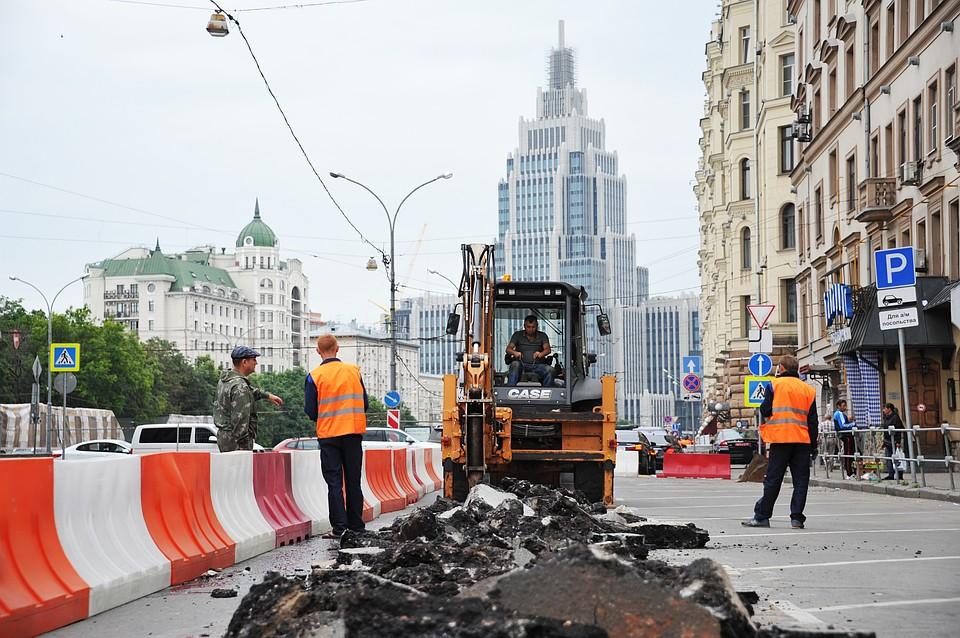 В Питере -Невский,а в Москве  Садовое кольцо  наверняка станет   -гланым лицом столицы