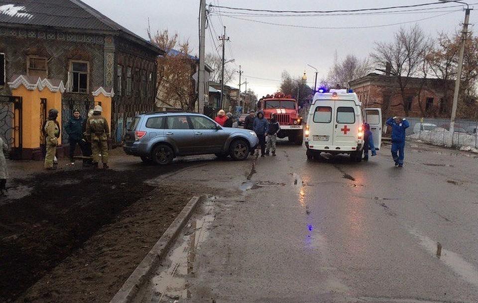Нетрезвый  шофёр  сбил насмерть женщину натротуаре вУдмуртии