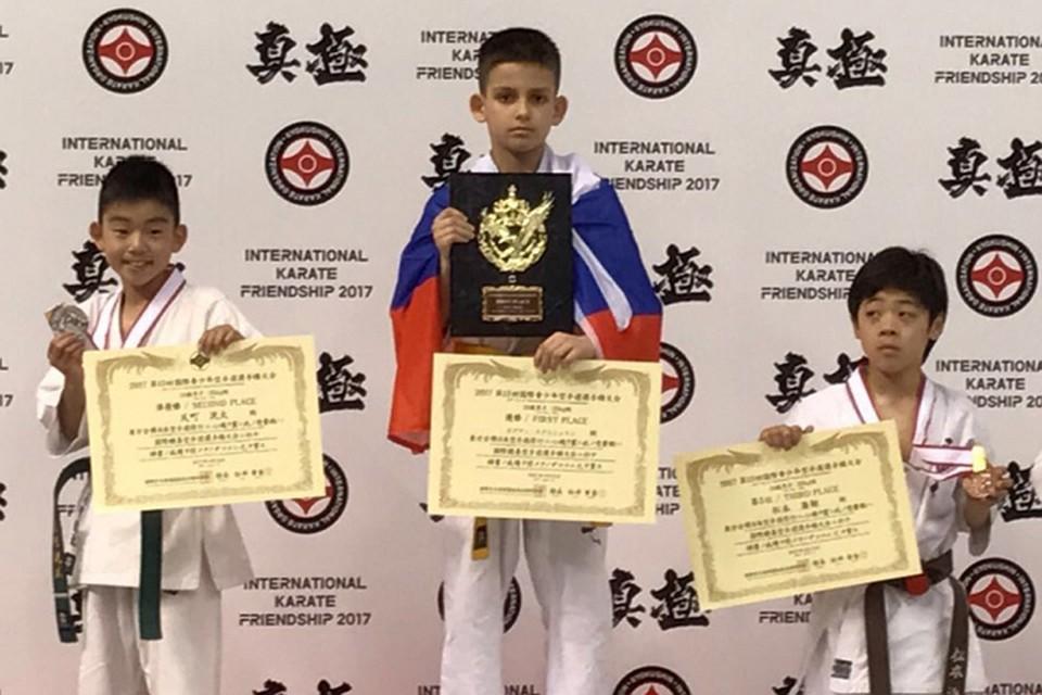 7 золотых наград завоевали тамбовские каратисты напервенстве Пензенской области