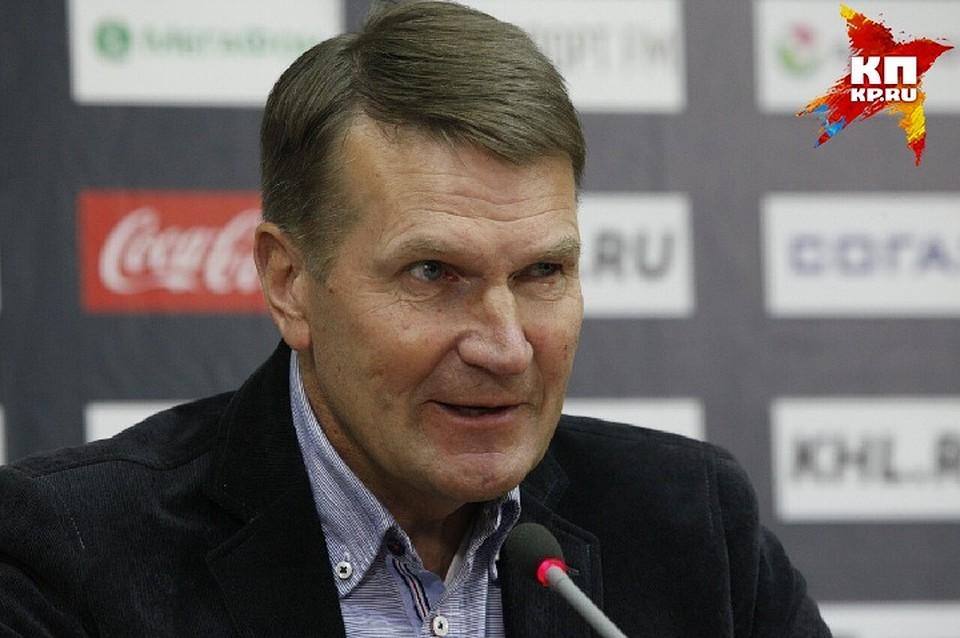 ВУфу прибыл новый наставникХК «Салават Юлаев» Эркка Вестерлунд