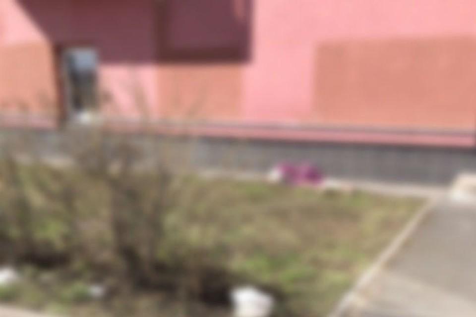 Пенсионерка изПетербурга разбилась насмерть, выпав изокна на3 этаже