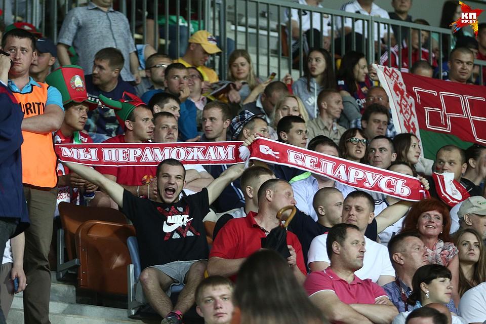 В Республики Беларусь фанатов-хулиганов внесут вчерный список