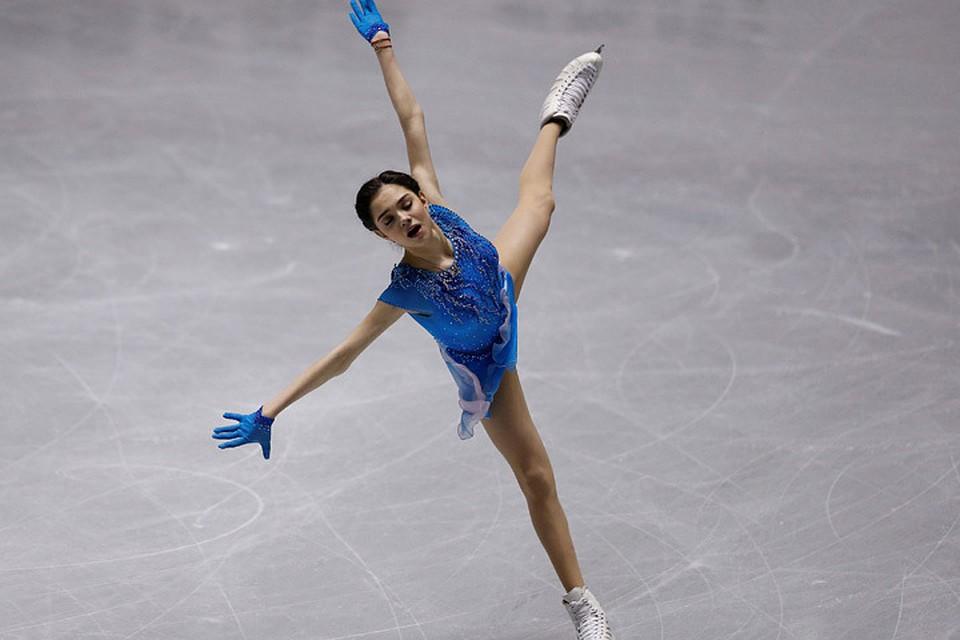 Русские фигуристы вырвались влидеры командного чемпионата мира