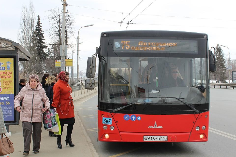 ВКазани из-за погоды обледенели сети электротранспорта