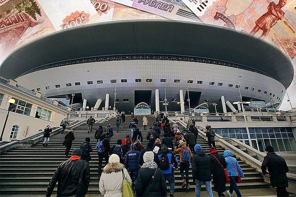 22 апреля «Арена Санкт-Петербург» принимает первый свой футбольный матч «Зенит» - «Урал».