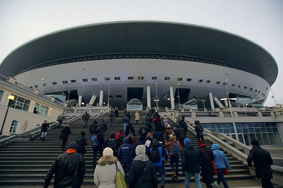 Игорь Албин: 1-ый матч «Зенита» посетили 11 тыс. человек