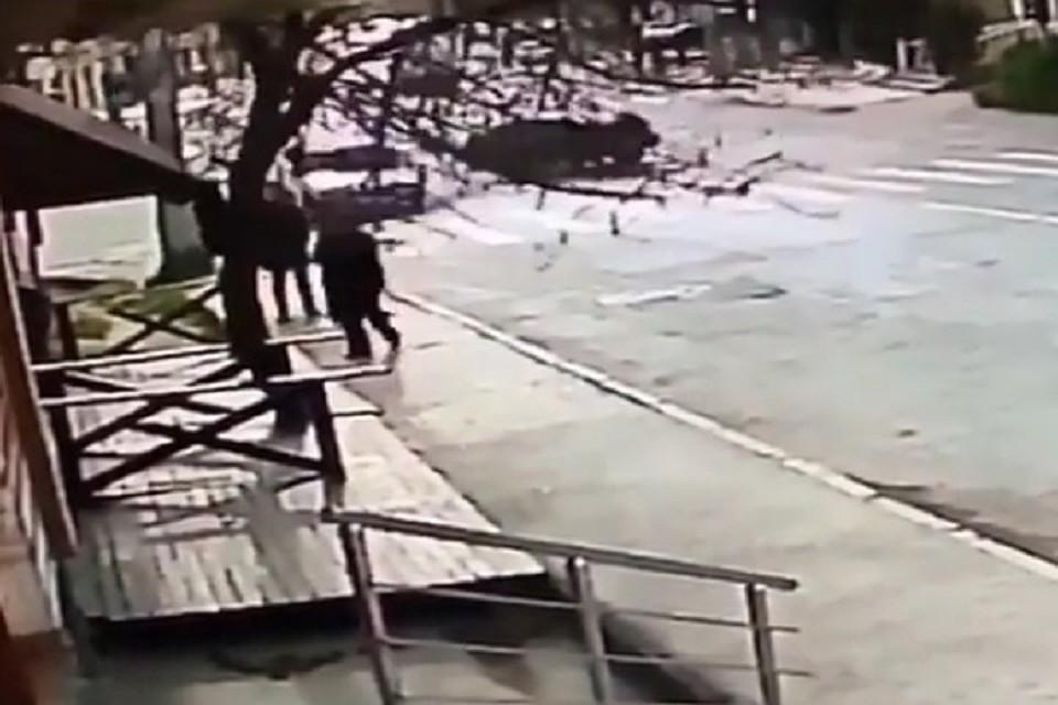 Два человека погибли встрашном ДТП уцеркви наОрджоникидзе вМахачкале