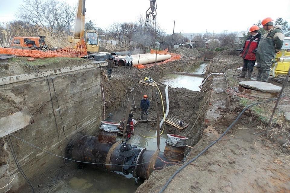 Вюжных районах Волгограда ввыходные отключат воду
