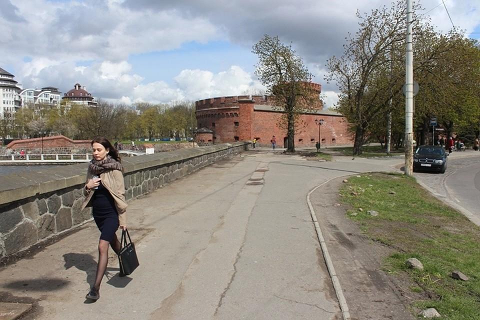 Гольдман: Новая ярмарка уМузея янтаря заработает летом