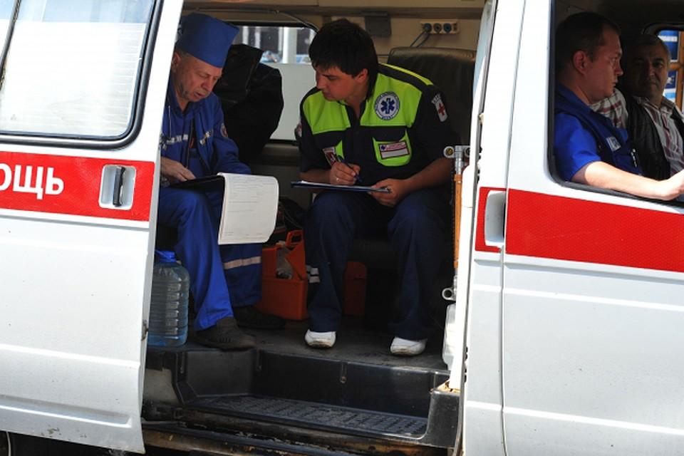 ДТП савтобусом под Нижним Новгородом: есть пострадавшие