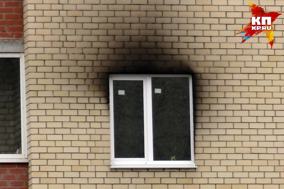 Впожаре вТюмени погибли женщина иребенок