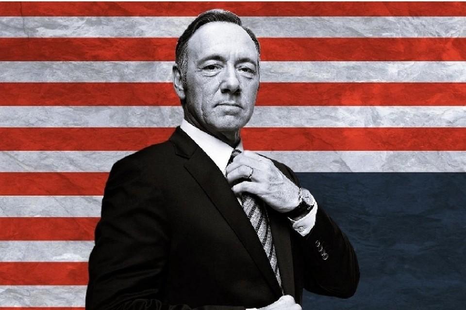 Вышел трейлер 5-ого сезона политической драмы «Карточный домик»