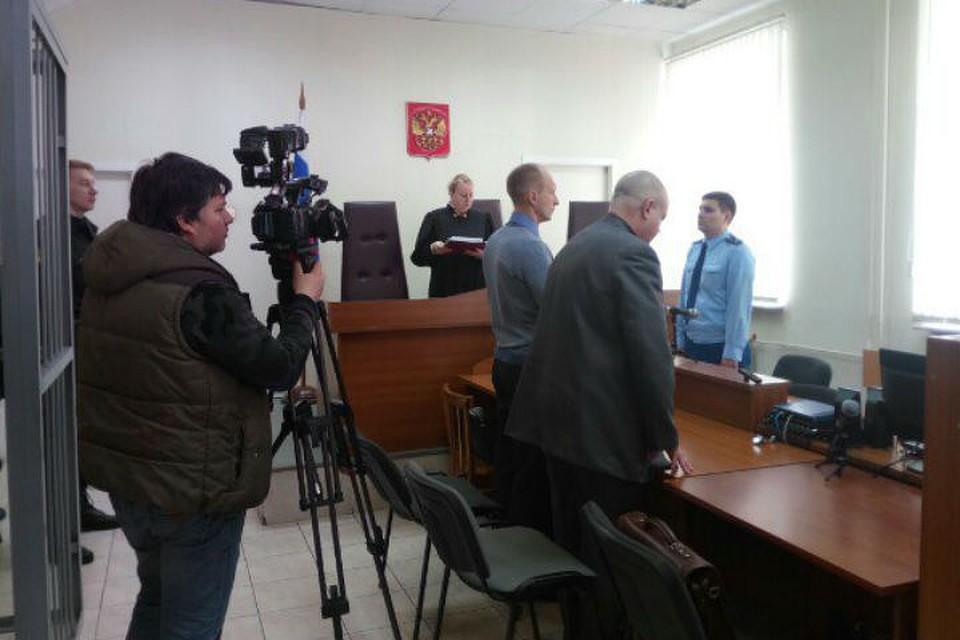 Суд вынес вердикт фигурантам дела озатоплении буровой установки вОхотском море
