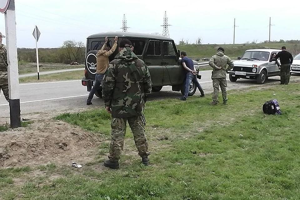 НаСтаврополье разоблачили банду торговцев оружием ивзрывчаткой