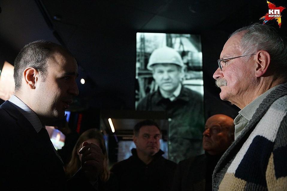Михалков сравнил премию «Ельцин-центру» с заслугой нацисткой Германии
