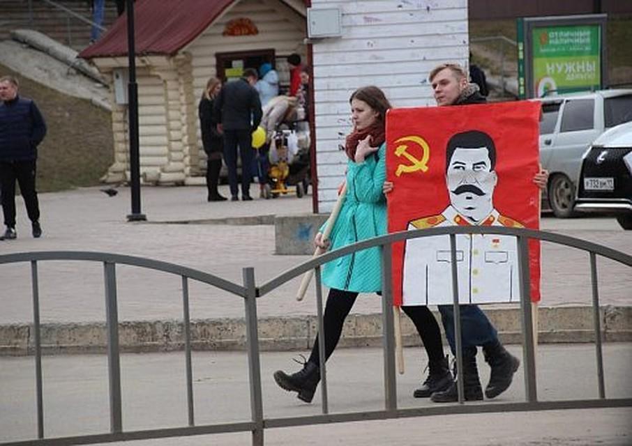 ВМВД Украины сообщили, что акция «Бессмертный полк» является политической провокацией столицы