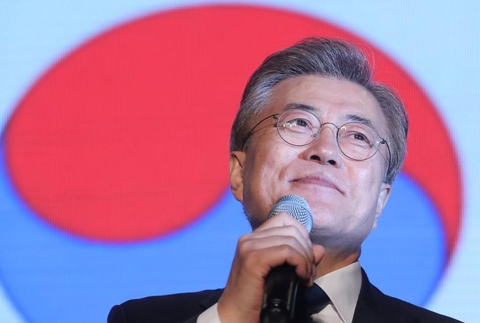 ВЮжной Корее состоялась инаугурация Мун Чжэ Ина