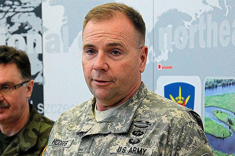 Командующий войсками США предложил России пригласить журналистов научения «Запад»