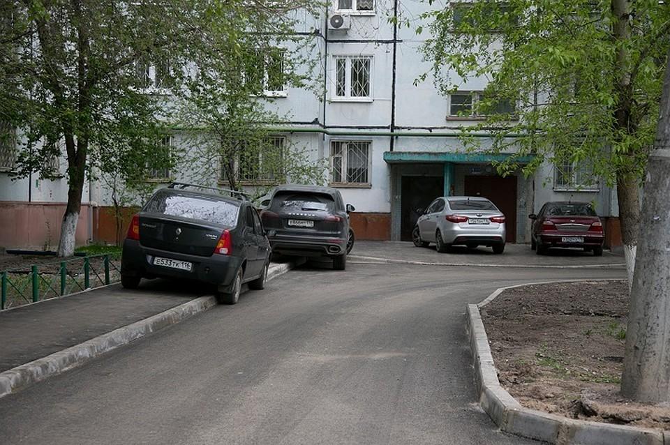 Метшин отказал жителям дома наАдоратского врасширении проезда напридомовой территории