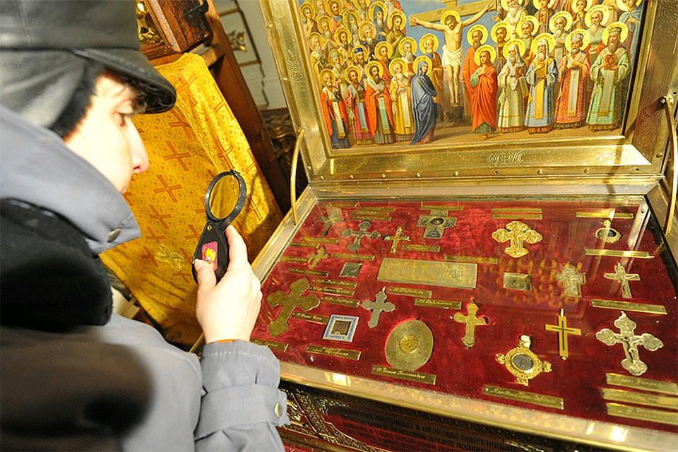 Мощи Николая Чудотворца впервые привезли из Бари в Москву