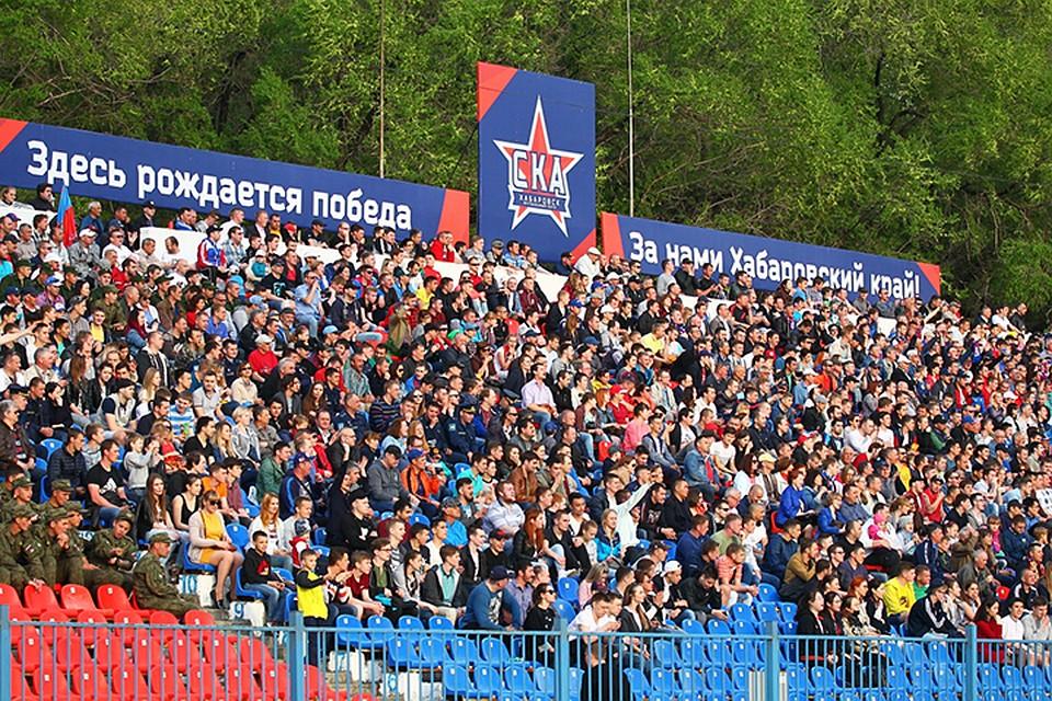 «СКА-Хабаровск» и«Оренбург» сыграли вничью впервом переходном матчеЧР