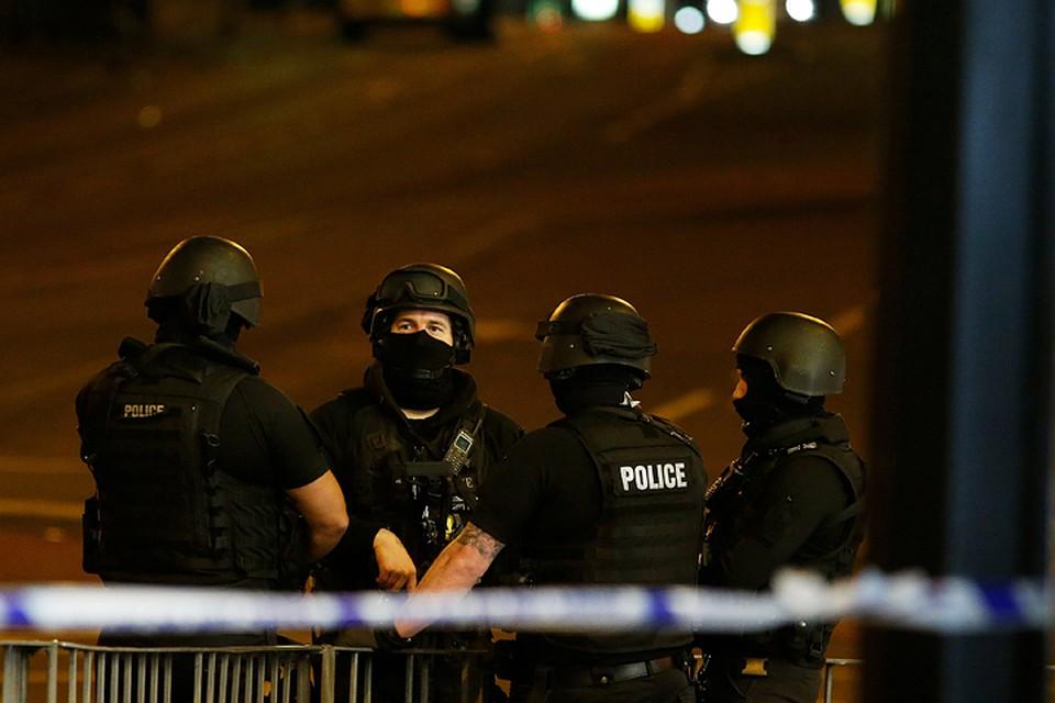 Милиция подтвердила личность подозреваемого всовершении теракта вМанчестере