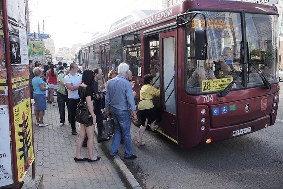 Шофёр автобуса изПетербурга стал лучшим в Российской Федерации