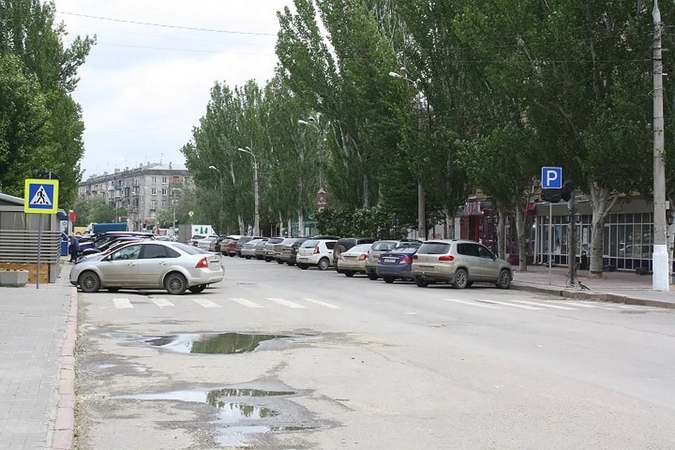 ВВолгограде наулице Советской введено двухстороннее движение