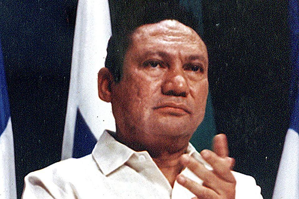 Скончался прежний лидер Панамы генерал Норьега