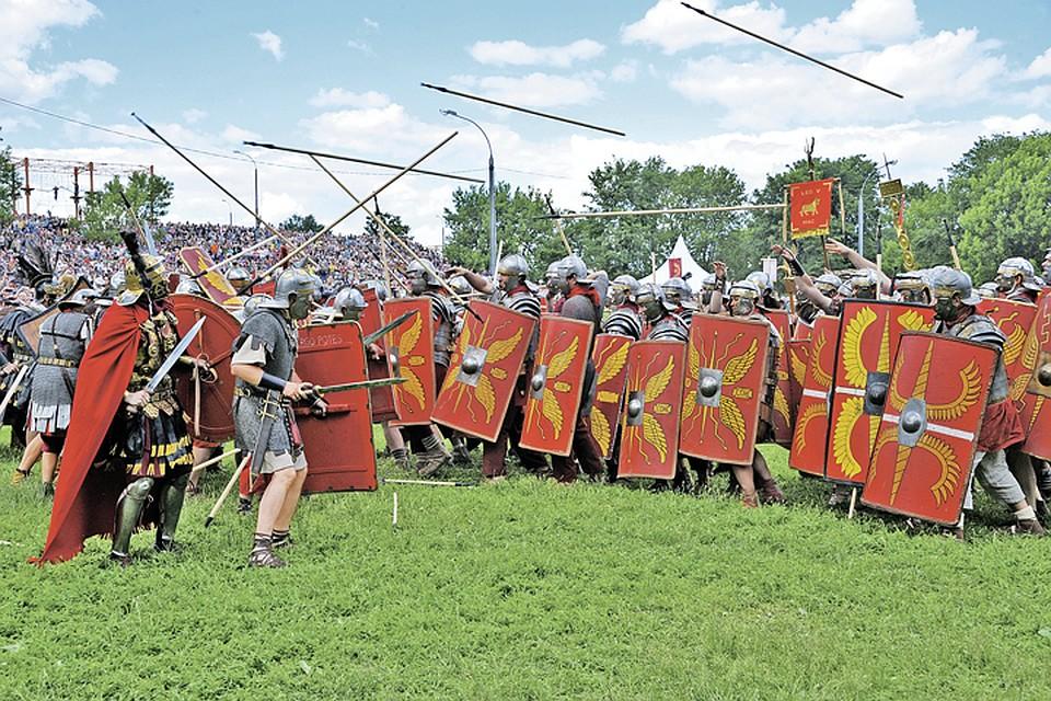 Фестиваль исторической реконструкции «Времена иэпохи» открывается в столице