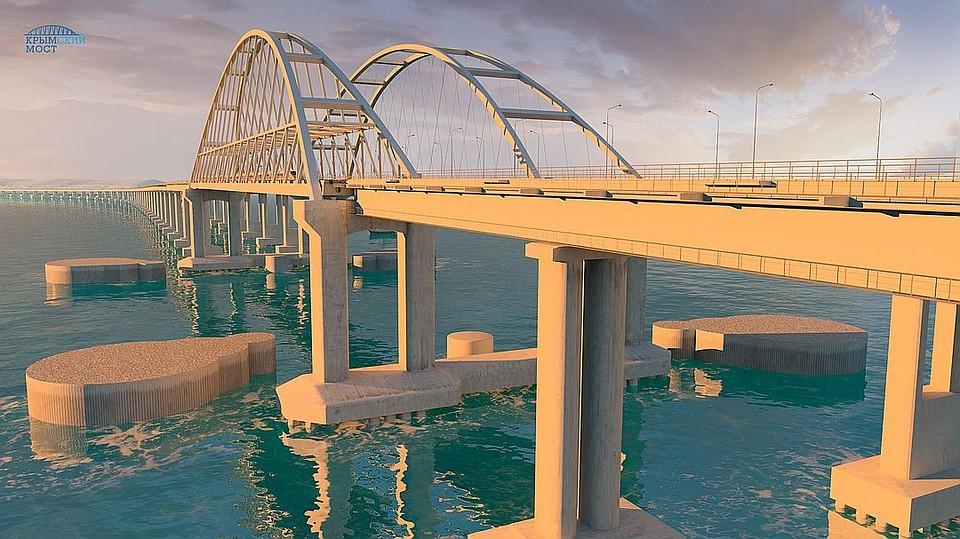 Объявлен конкурс налучшие песню истихотворение про мост вКрым