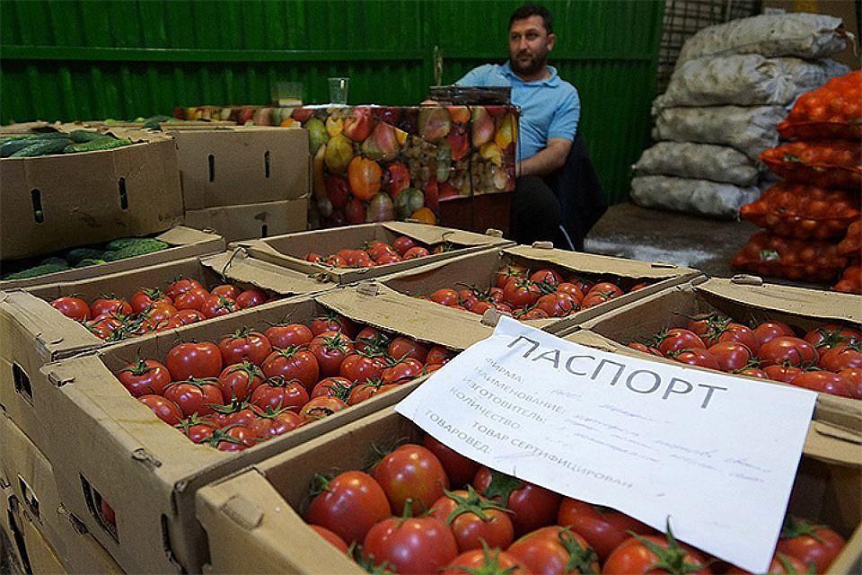 Руководитель Минсельхоза отверг возможность возврата турецких томатов вближайшей перспективе